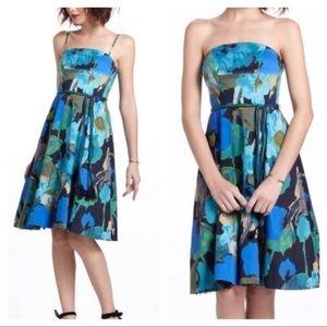 Anthropologie Vanessa Virginia Shadeflower Dress